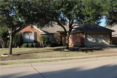 Keller Single Family Home For Sale: 1523 Wayside Drive
