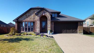 Mansfield Single Family Home For Sale: 4202 Gleneagles Drive