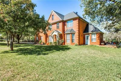 Little Elm Single Family Home For Sale: 3602 Sunrise Bay Point