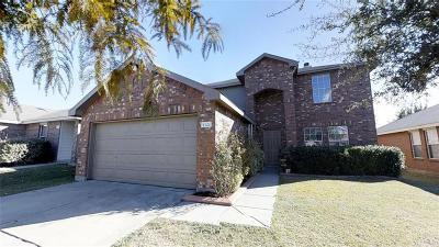 Princeton Single Family Home For Sale: 1121 Antoinette Drive