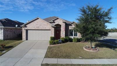 Single Family Home Active Option Contract: 1700 Park Trails Boulevard
