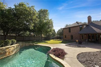 Garland Single Family Home For Sale: 1402 Carriage Lane