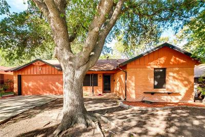 Fort Worth Single Family Home For Sale: 2808 Yates Street