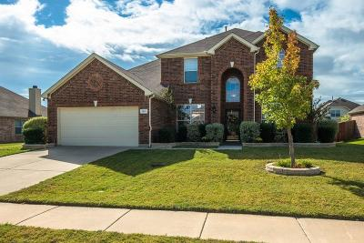 Fort Worth TX Single Family Home For Sale: $309,000