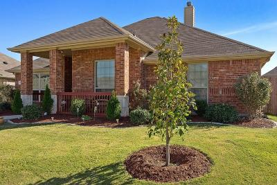 Rockwall Single Family Home For Sale: 1393 Crescent Cove Drive