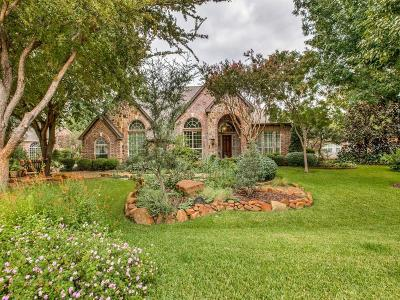 Collin County, Dallas County, Denton County, Kaufman County, Rockwall County, Tarrant County Single Family Home For Sale: 601 Paradise Cove