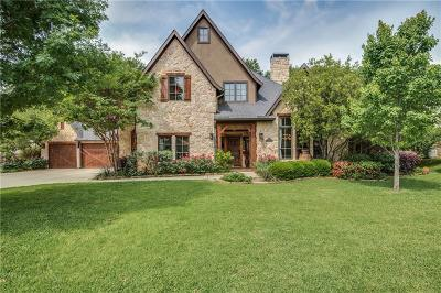 Coppell Single Family Home For Sale: 569 Rocky Branch Lane