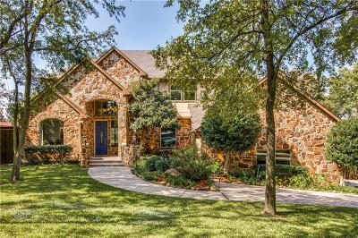 Grapevine Single Family Home For Sale: 2861 Placid Circle