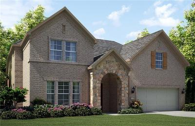 Fort Worth Single Family Home For Sale: 201 Bower Ridge Drive