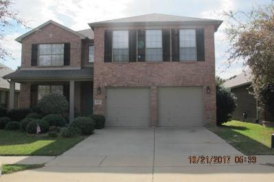 Little Elm Single Family Home For Sale: 520 Lake Point Drive