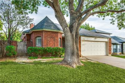 Grapevine Single Family Home For Sale: 1504 Briarcrest Drive