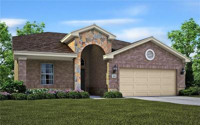 Fort Worth Single Family Home For Sale: 232 Flower Ridge Drive