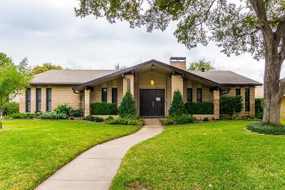 Dallas Single Family Home For Sale: 12420 Cedar Bend Drive