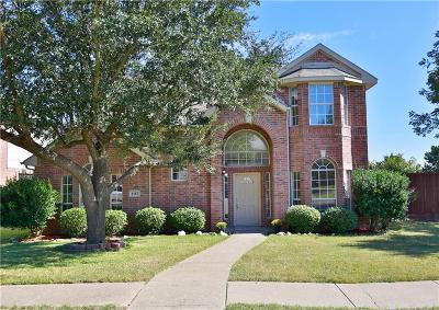 Cedar Hill Single Family Home For Sale: 1412 Bosher Drive