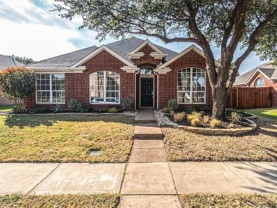 Lewisville Single Family Home For Sale: 1252 Bedford Lane