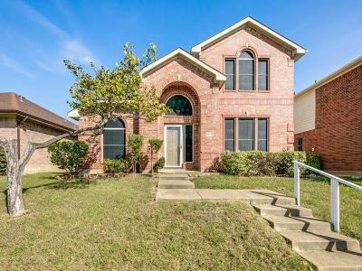 Mesquite Single Family Home For Sale: 822 Orian Drive