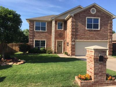 Weatherford Single Family Home For Sale: 2317 Scotts Meadow Court