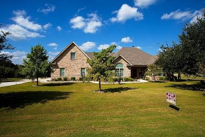 Azle Single Family Home Active Kick Out: 108 Deerchase Court