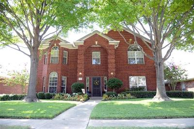 Garland Single Family Home For Sale: 718 Butternut Drive