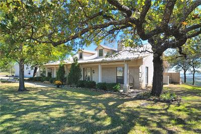 Palo Pinto County Single Family Home For Sale: 745 Chesnut Ridge