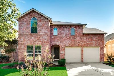 Mckinney Single Family Home For Sale: 5709 Eureka Bend