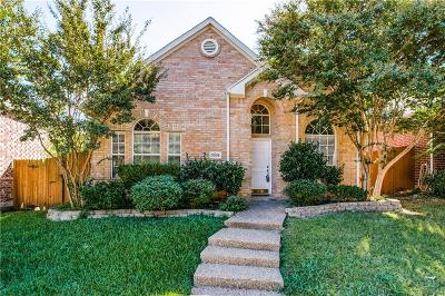 Plano Single Family Home For Sale: 3036 Silver Springs Lane