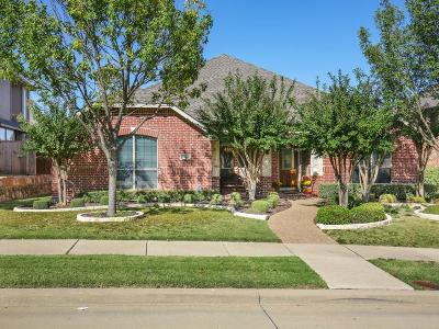 Allen Single Family Home For Sale: 1806 Childress Lane