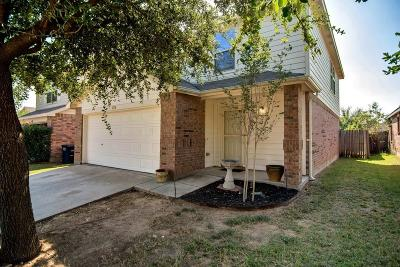Fort Worth Single Family Home For Sale: 6716 Meadow Way Lane