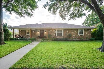 Carrollton Single Family Home For Sale: 3805 Cemetery Hill Road