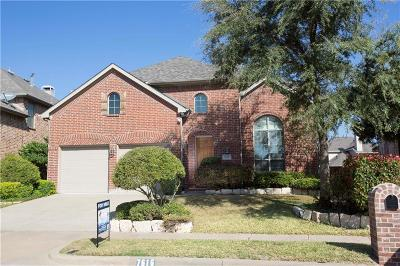 Mckinney Single Family Home For Sale: 7616 Powder Horn Lane