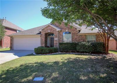 Mansfield Single Family Home For Sale: 312 Ranch Trail