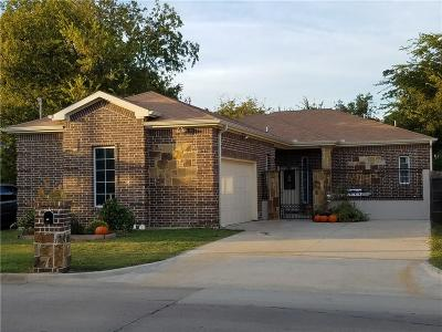 Mckinney Single Family Home For Sale: 707 Elm Street