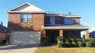 McKinney Single Family Home For Sale: 9828 Pierce Drive