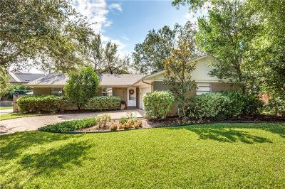 Dallas County Single Family Home For Sale: 10678 Le Mans Drive