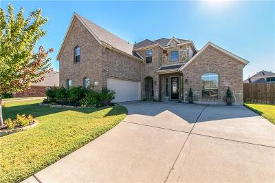 Forney Single Family Home For Sale: 408 Tomball Trail