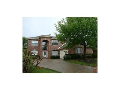 Garland Residential Lease For Lease: 1706 Creekway Drive