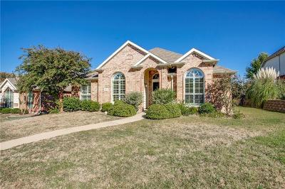 Rockwall Single Family Home For Sale: 1284 Highland Drive