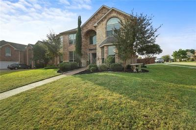 Tarrant County Single Family Home For Sale: 317 Creekwood Court
