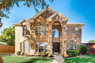 Mckinney Single Family Home For Sale: 5000 Vineyard Lane