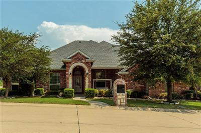 Willow Park Single Family Home Active Kick Out: 1206 Saddle Trail