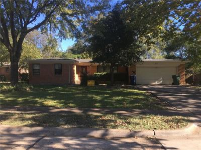 Garland Residential Lease For Lease: 908 Blossom Circle