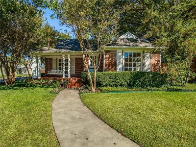 Dallas County Single Family Home For Sale: 5603 Matalee Avenue