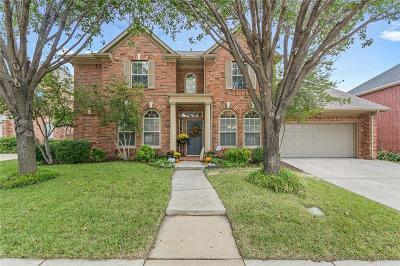 McKinney Single Family Home For Sale: 8505 Spectrum Drive