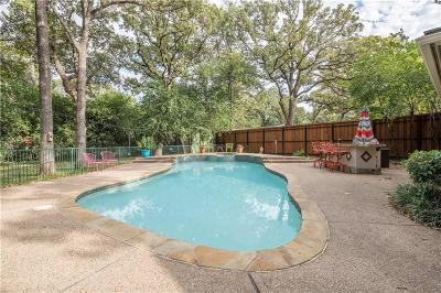 Tarrant County Single Family Home For Sale: 1129 Forrest Drive