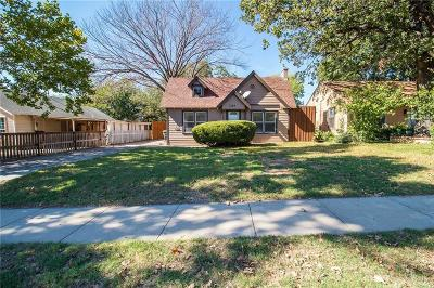 Dallas Single Family Home For Sale: 2149 Brookfield Avenue