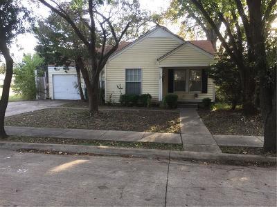 Garland Residential Lease For Lease: 416 Ann Street