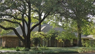 Denton Single Family Home For Sale: 2144 Savannah Trail