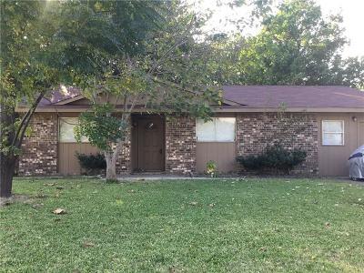 Coppell Single Family Home For Sale: 805 Bullock Street