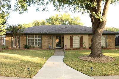 Allen Single Family Home For Sale: 907 Rivercrest Boulevard