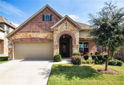 Mckinney Single Family Home For Sale: 3721 Amon Carter Drive